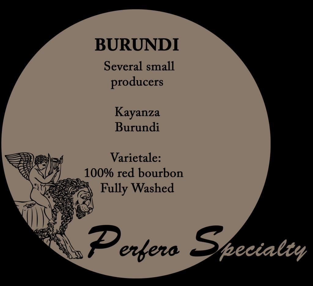 burundi perfero coffee