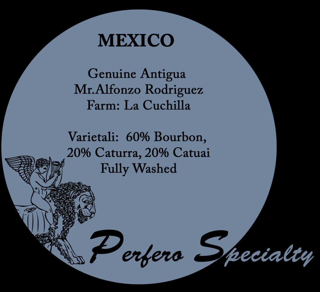specialty mexico toraja perfero coffee