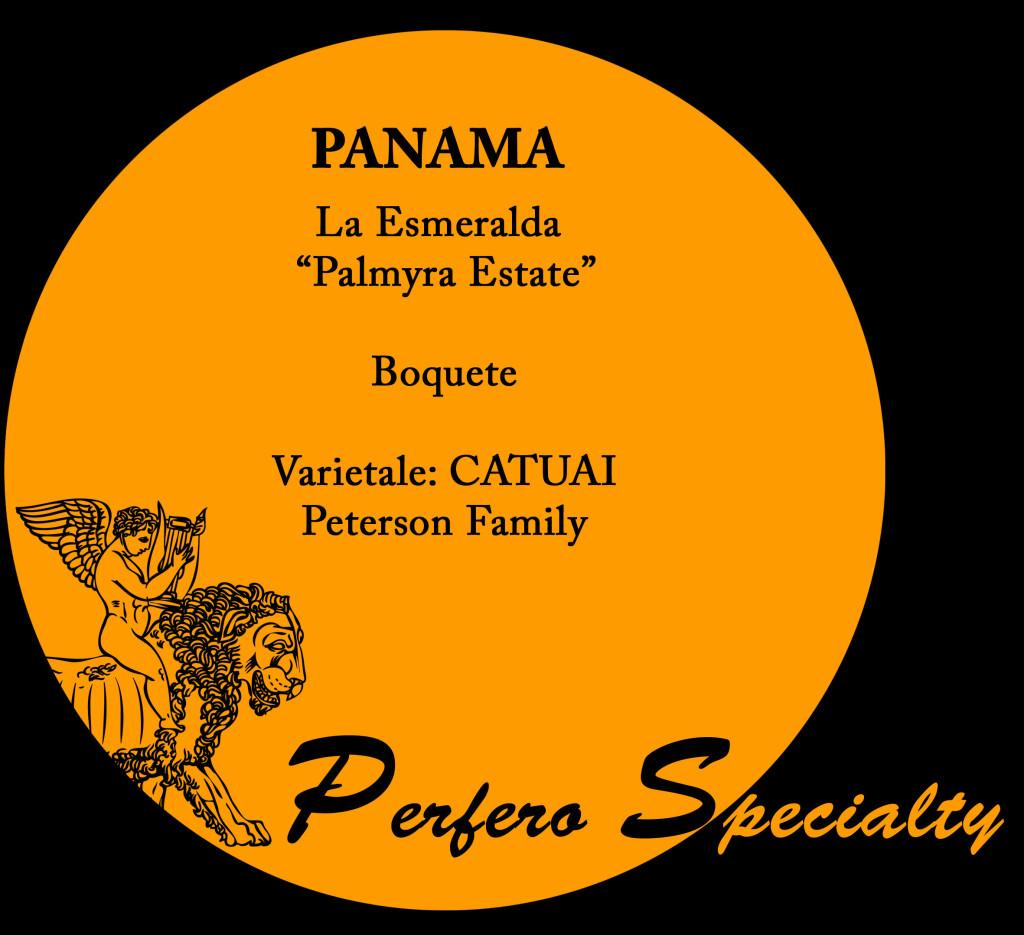 specialty panama perfero coffee