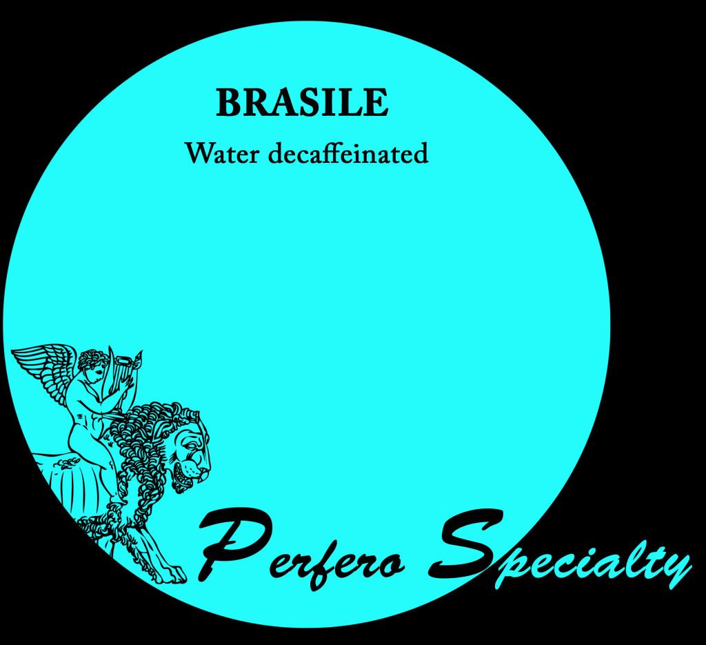 specialty perfero  brasile water decaffeinated coffee