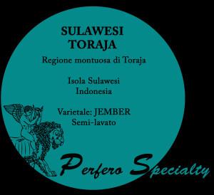 specialty sulawesi perfero coffee
