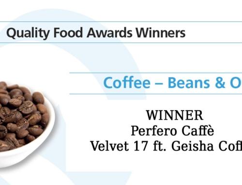 Quality Food Awards Winner