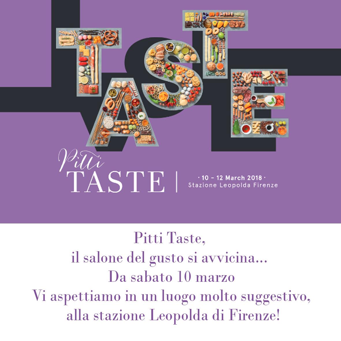 pitti taste 2018